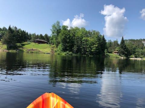 Lake Harris Cottage