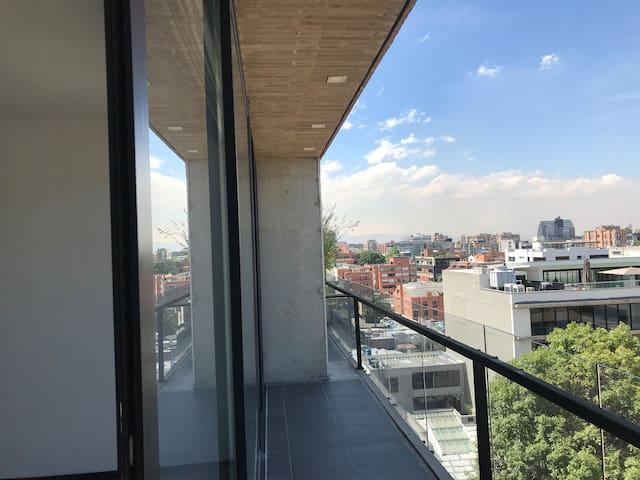 ✪ STUNNING Park 93 LOFT By Hilton, nearby Zona T