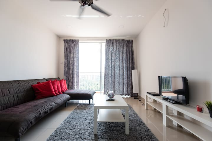Great Space with Great Value @ Suasana Lumayan - Kuala Lumpur - Condominium