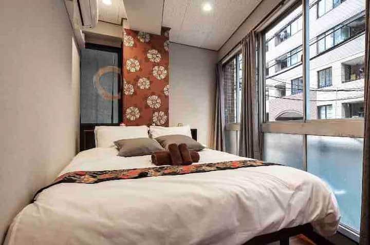 Cozy&Convenient& Close to Ikebukuro 池袋附近超方便舒适公寓304