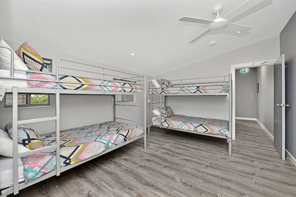 Shared Female only Bedroom