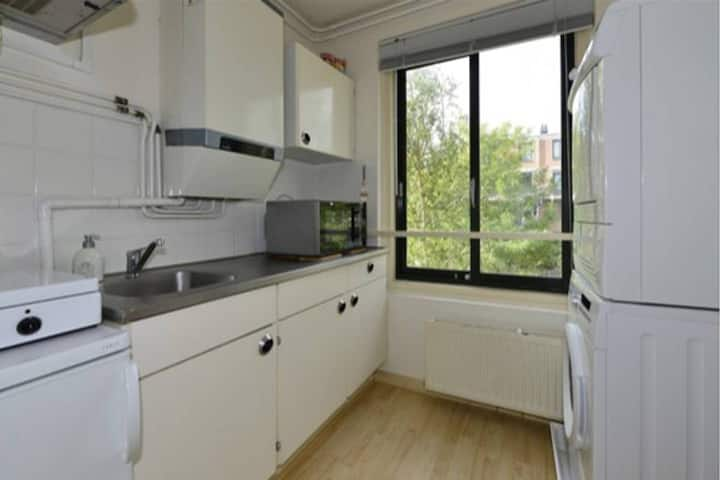 Cosy apartment close to nature and the city