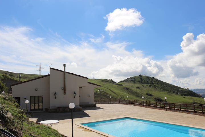 AGRITURISMO MONTE SOPRANO (9) - Capizzi - Villa