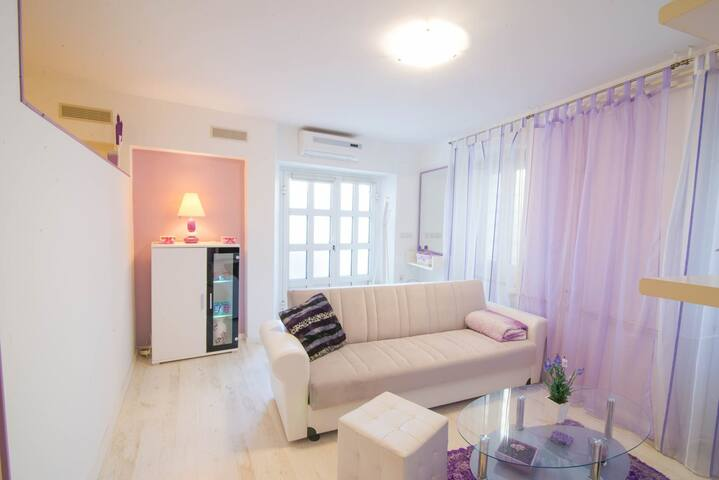 Lovely apartment in the center of Mali Losinj