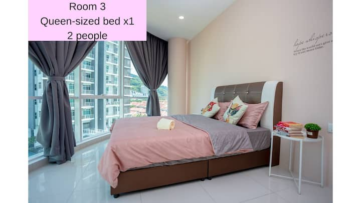 Sweet and relaxing homestay Room 3