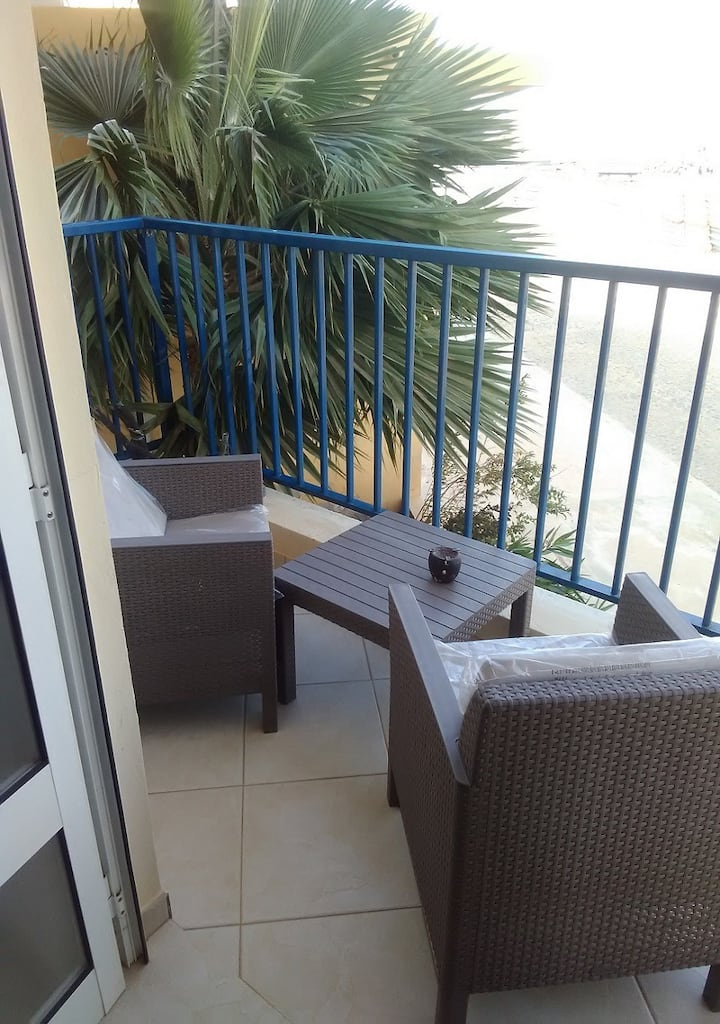 One bedroom apartment with swimming pool, Boavista