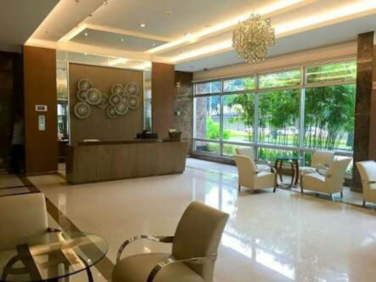 Spacious and Quiet 2BR Condo at Avalon - Bungalows for Rent in Cebu ...