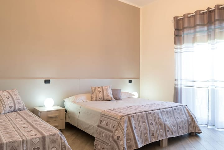 B&B Casa Scinella - Triple Room with bathroom