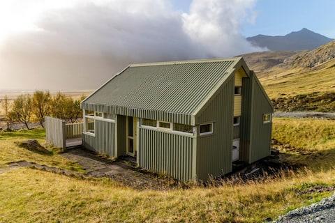Gerdi Reynivellir - Bungalow 5-8 pessoas 2x Twin, dormindo loft para 2, sofá-cama e cozinha