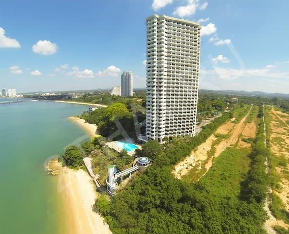 Stunning sea views - Pattaya - Apartment