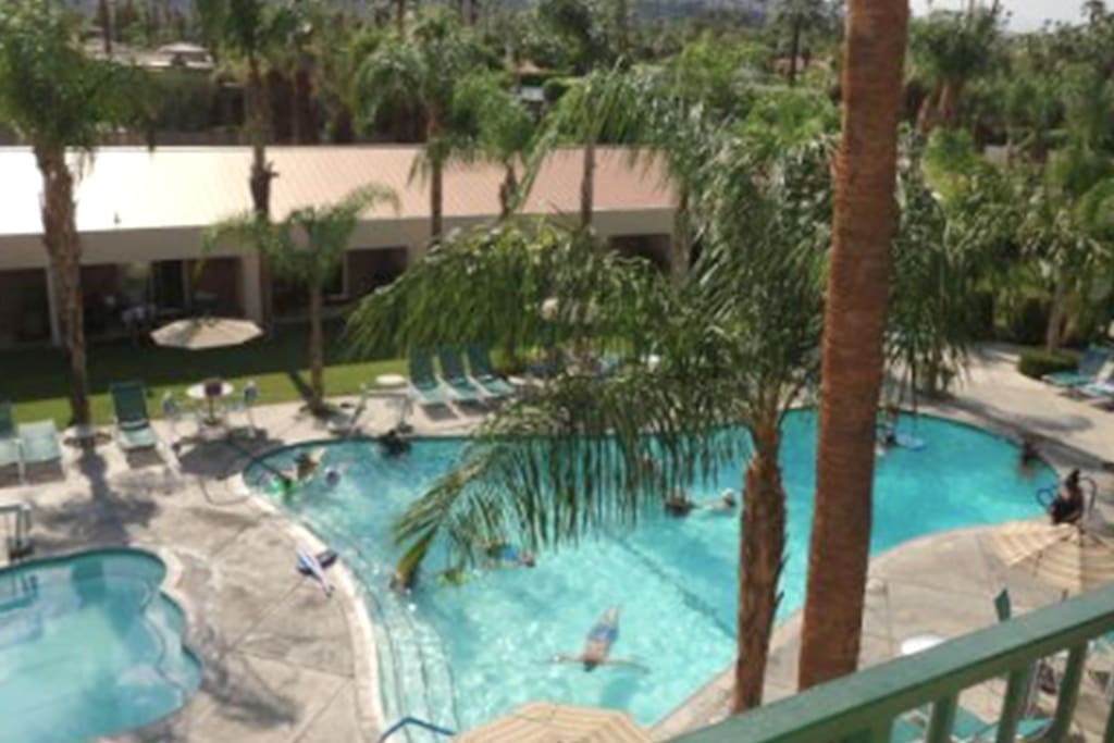 Photo represents resort views & isn't unit specific. Unit assigned at check-in.
