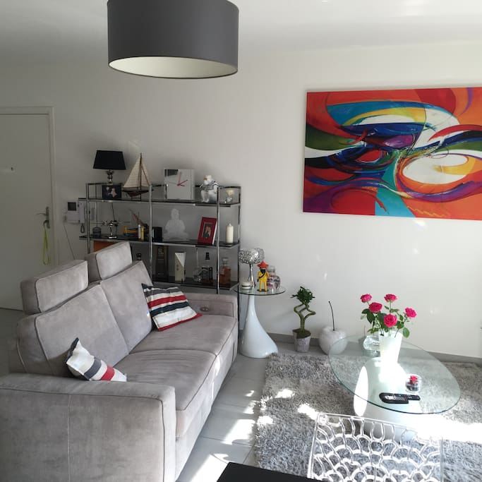 Appartement design proche m tro d appartements louer for Appartement design lyon
