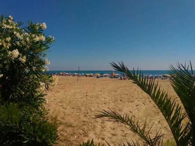 Appartamento (1) a 100 mt dal  mare - Alba Adriatica - Huis