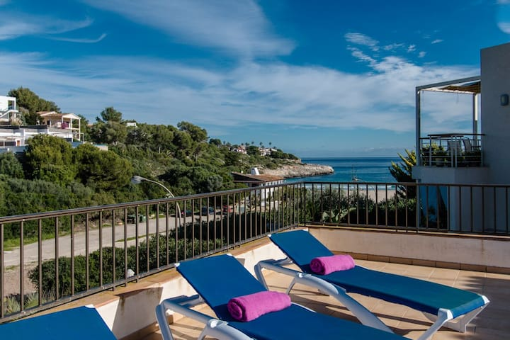 Cozy apartment up 6 people 100 m from the beach BE - Cala Anguila-Cala Mendia - Huoneisto