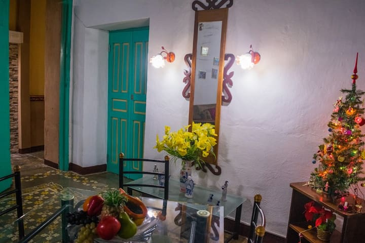 Hostal Tejaroz, in the Center of the City