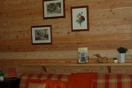 Appartamentino wellness per due persone - Brusson - Wohnung