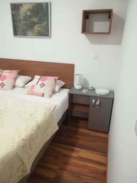 Apartamento con cama matrimonial (A1), cerca de Zagreb