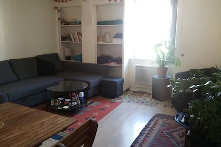 Cosy flat (direct to stadium, 10mintues) - Paris