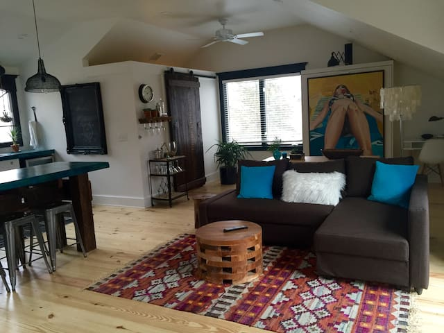 modern studio 1 minute walk to downtown apartments for rent in
