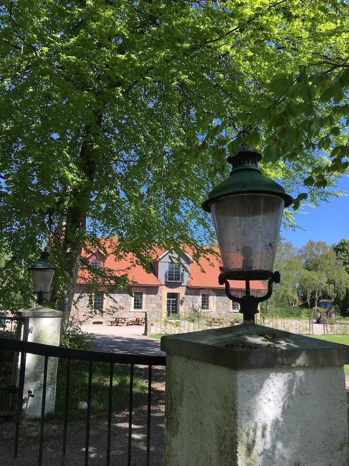 Bed & Breakfast på Lyngby Gård