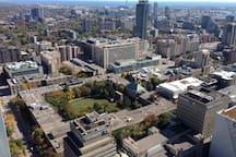 Aura of Downtown Toronto. 3BR Condo