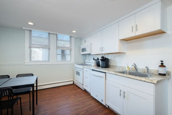 Entire Two Bedroom Apartment