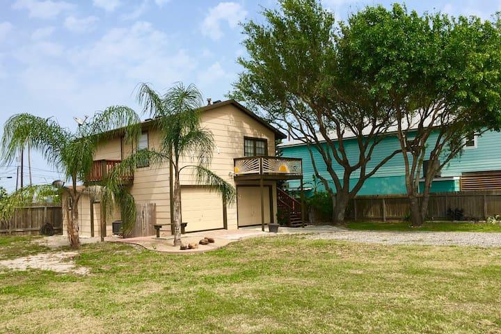 Laguna Tiki Bar House - Corpus Christi - Casa
