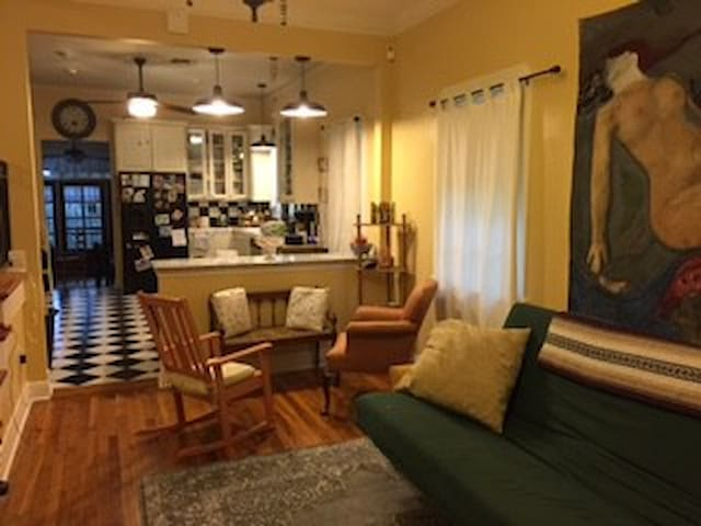Lovely single-family home in a convenient location - New Orleans - House
