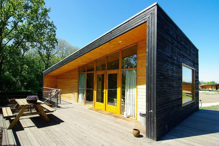 Woodz Lodge - City & Nature