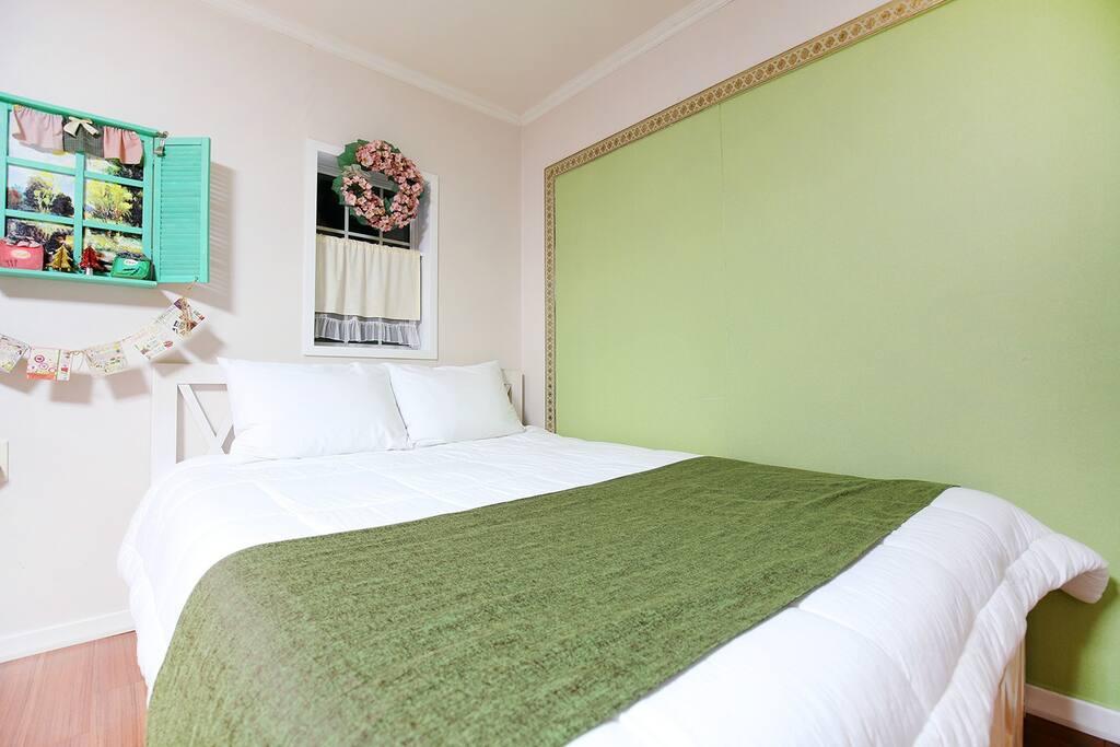 내부 객실2(침대)
