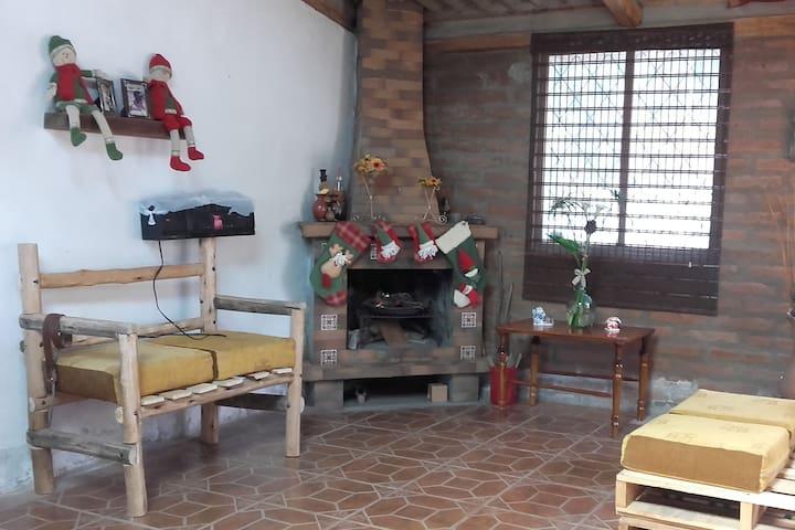 Casa refugio La Merced.