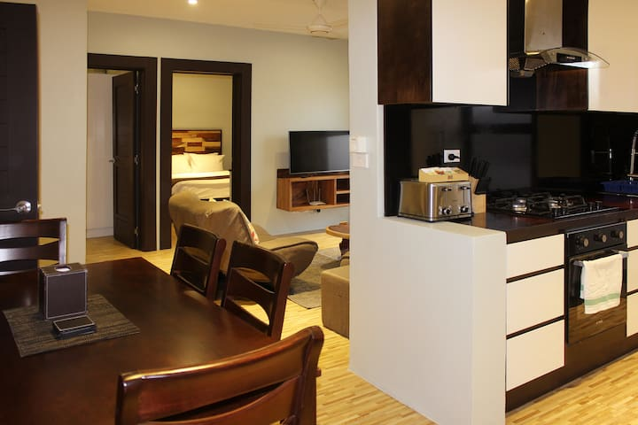 2 Bedroom Fully Furnished Apartments GSI-01
