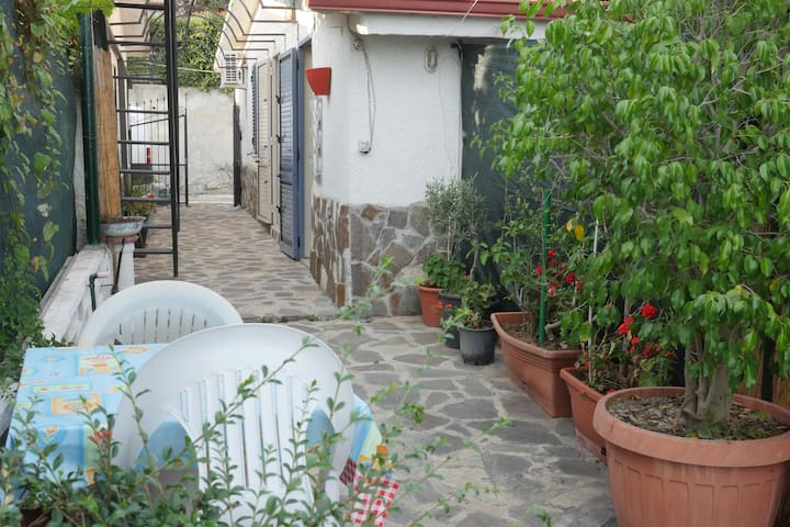 3P Capo Vaticano-Cozy apartment 80 m. to the sea - Santa Maria