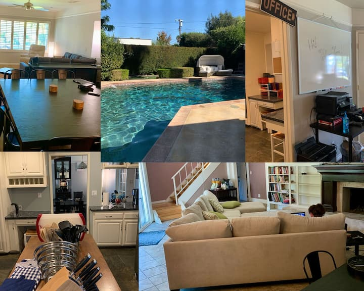 LA Artist House - Dorm-Style! 4