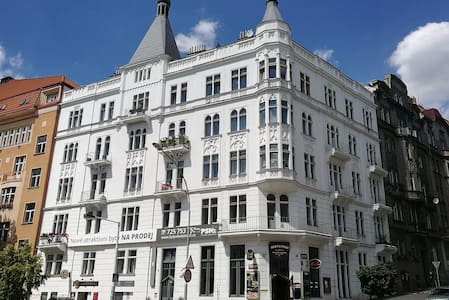 Maison Blanche - romantic stay in lovely Prague - Praha