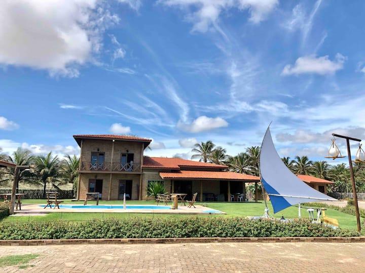 Casa - Paraíso Flecheiras