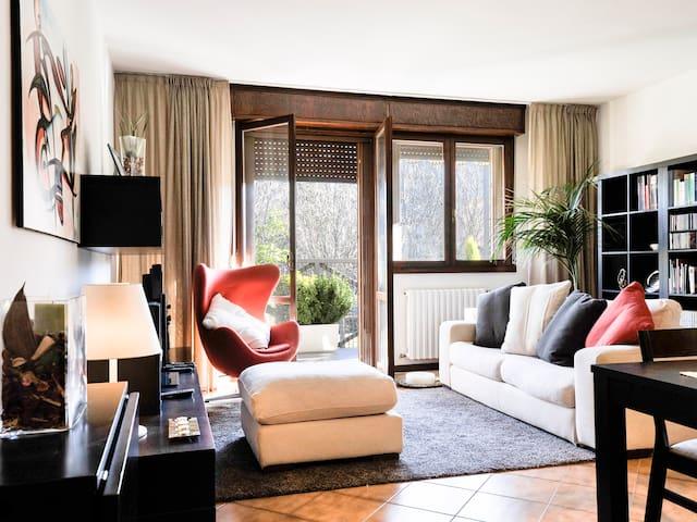 Wonderful 2 bedroom with terrace - 81298