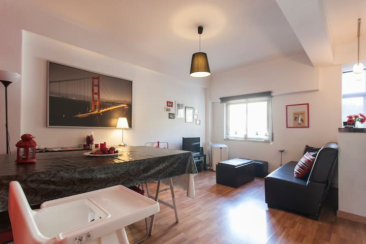 Great apartment in Lisbon! - Lisboa - Apartment