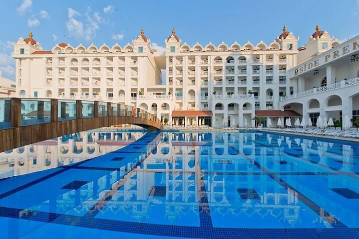 OZ HOTELS SIDE STANDART ROOM-ALL INCLUSIVE