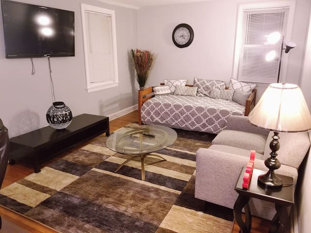 Perfect stay in Philadelphia area - near airport