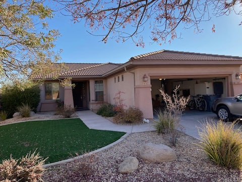 St. George Area Home Close To Unlimited Recreation