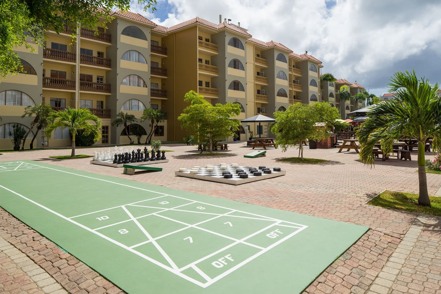 Eagle Aruba Resort & Casino Standard Double