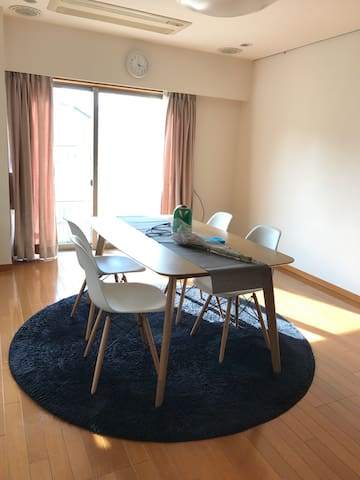 Shinjuku Huge & Sunny apartment - 新宿区 - Apartamento