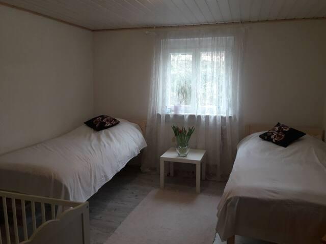 Helles 2 Zimmer Apartment