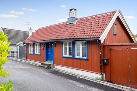 Charming old house in Tonsberg - Tønsberg - 一軒家
