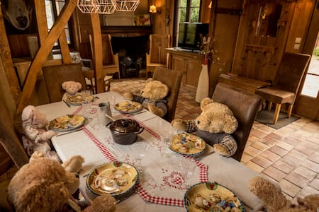La Maison de Boucle d'Or et des 3 Ours