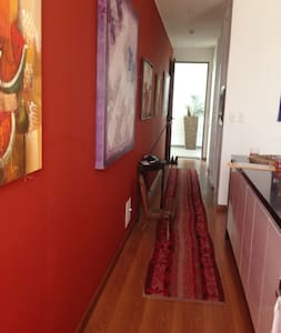 Fully furnished 1 bedroom in hipster Barranco! - Barranco District - 公寓