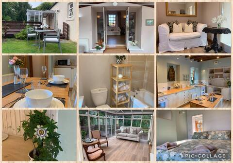 Kevington Cottage - charming , quiet & secluded