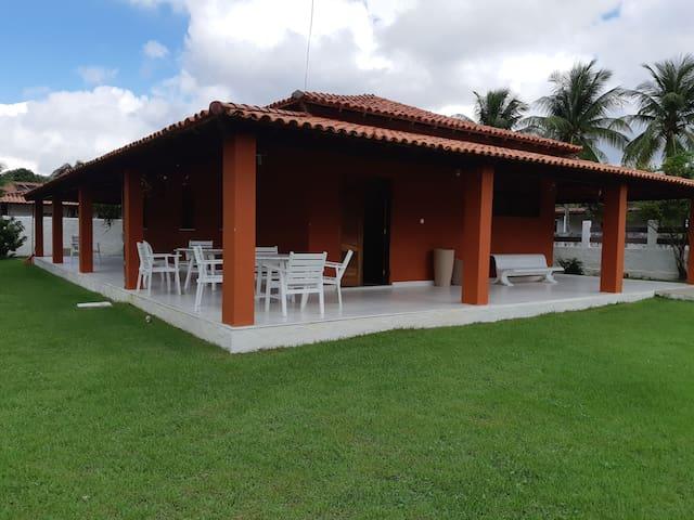 Casa Aconchego da praia