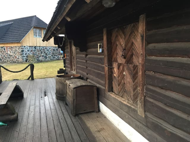Cozy private sauna house - Tuulevälja - 獨棟